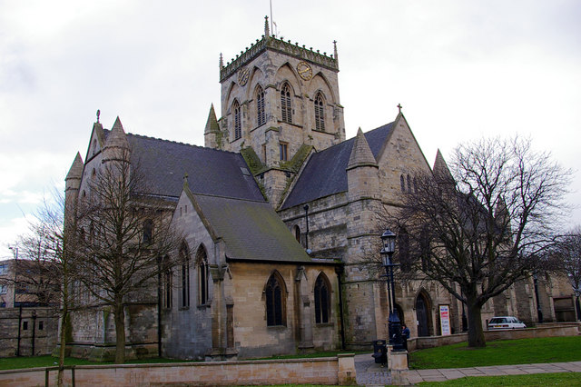 England: Grimsby Minster